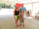Dzień VIII - Plaża, rozwiązanie konkursu talentów, plaża