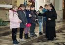 Dzieci przygotowujące się do I Komunii Św. otrzymały medaliki